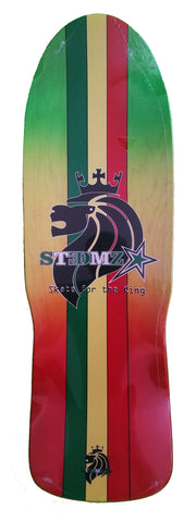 RASTA SS OG SHAPE ICONIC GRAPHIC