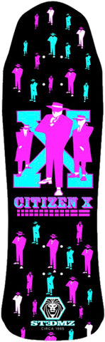 OG Citizen X Magenta/Cyan/Black
