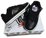 Frankie Hill Autographed Limited Edition Stealth Lowtop