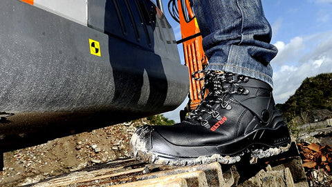 Shop Now Online For Slip-Resistant Work Boots & Safety Shoes. Comfortable & Lightweight Steel Toe Cap Boot in Australia.