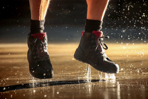 Safety Footwear Rigorously Tested To Extremes Assuring Paramount Quality — In Every Single Work Boot & Shoe.