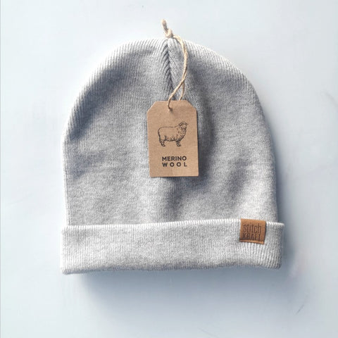 Safety Shoes Accessories. Merino Beanie For All Seasons.