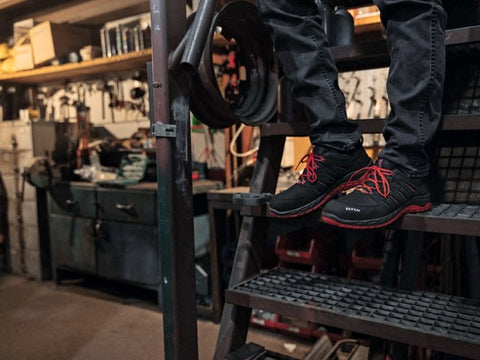Lightweight & Robust Safety Shoes. Shop For the Most Comfortable Work Runners. Premium Quality Made In Germany.