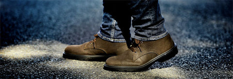 The Nikolas Genuine Leather Business Work Boot Offers Premium Protection. Safety Boots Wrapped In A Stylish Boot That Lets You Adapt Between The Office & The Field. With A Steel Toe Cap. Comfort Insole. Premium Leather. Made In Germany.