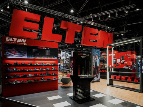 Stitchkraft Retail Outlet + See, Try And Feel Our Safety Shoes And Work Boots + Elten