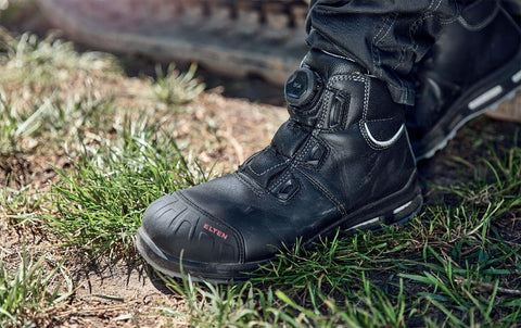 Boa Lacing System For Safety Boots & Work Shoes
