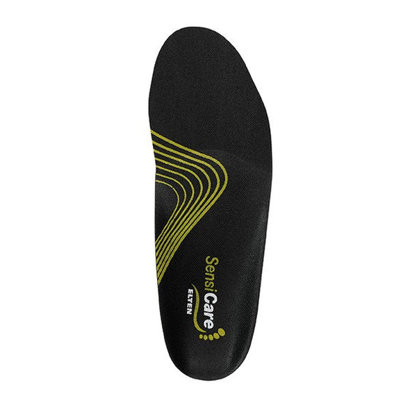 SENSICARE LADY HIGH ARCH SUPPORT - Semi-Orthopaedic Insert for Work Shoes & Work Boots, narrow ladies fit