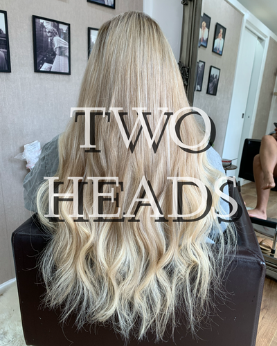 Russian Hair- Two Heads Microbeads