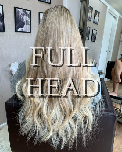 Russian Hair- Full Head Microbeads