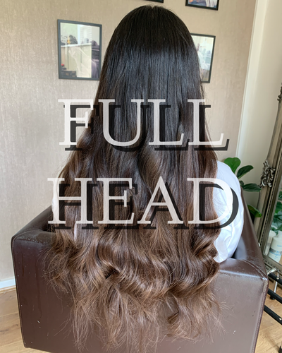Turkish Hair- Full Head Nano Beads