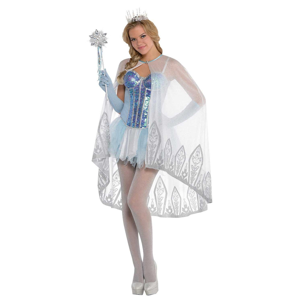 Sequin Ice Princess Corset