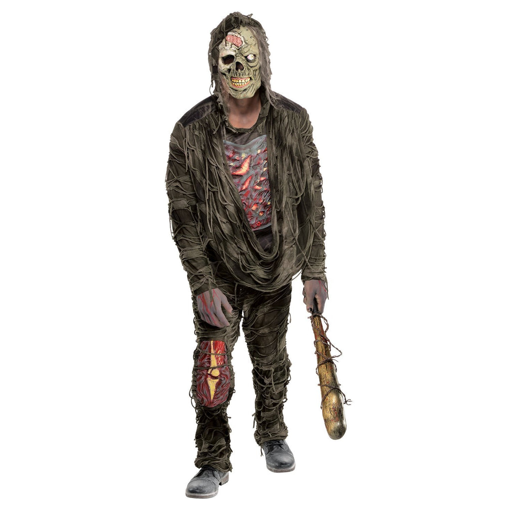 Men's Zombie Creeper Costume