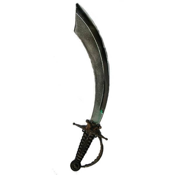 sword cutlass pirate fancy dress costume accessory