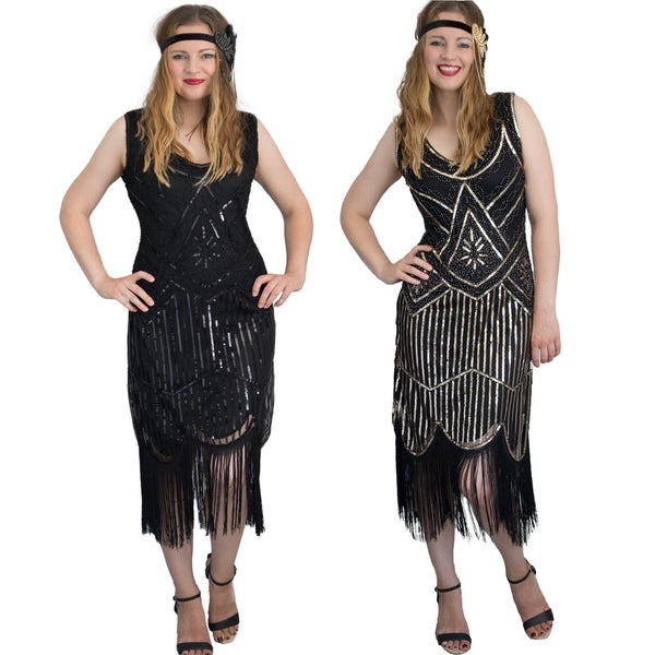 1920's Sequin Flapper