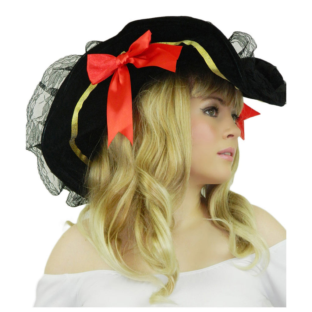 Adult Deluxe Pirate Hat