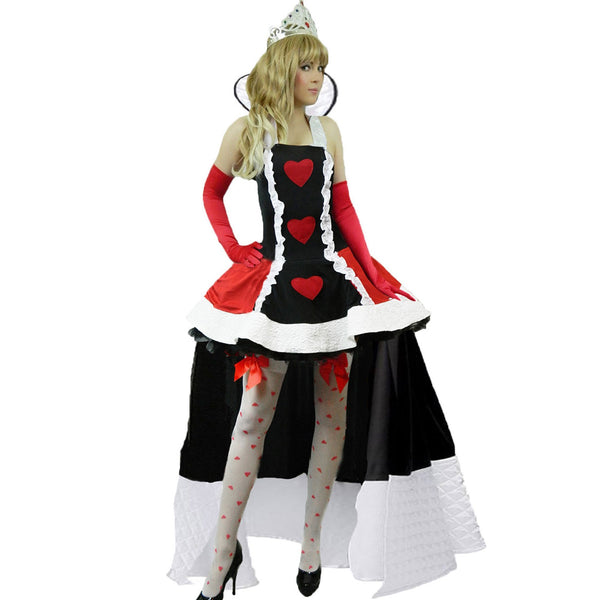 Women's Royal Queen of Hearts Costume