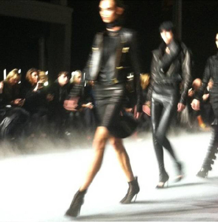 CREATING THE BRAND / Edge, Glamour & Leather
