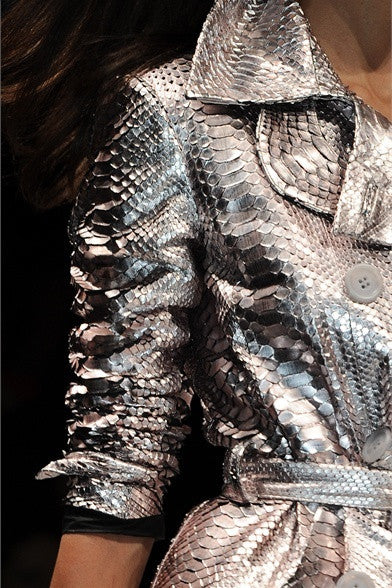 Resort 14 Metalics & Textures Inspiration