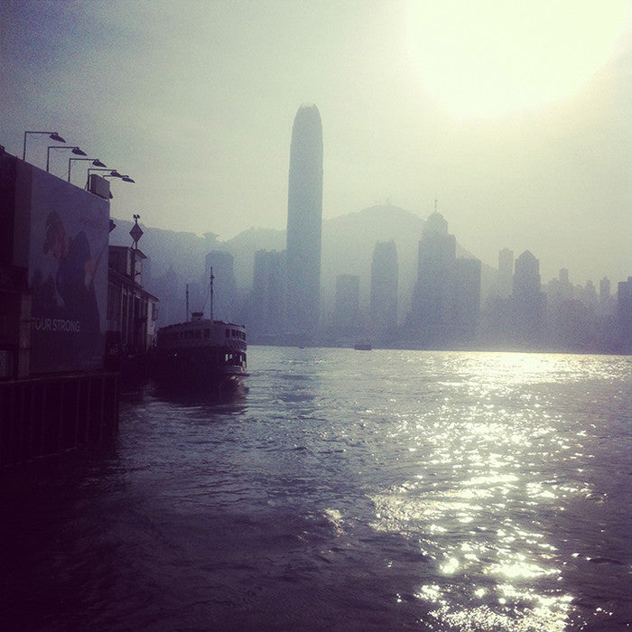 Sourcing  / Star Ferry in Hong Kong