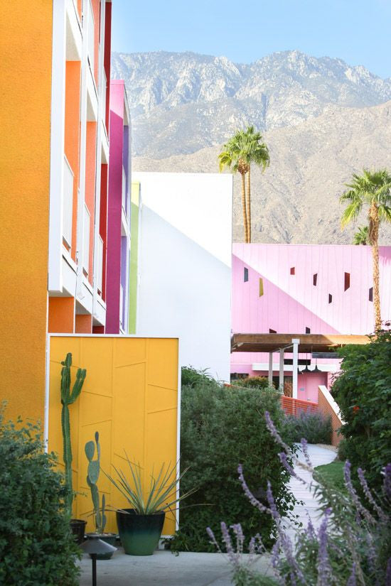 URBAN NOMAD // DESTINATION, PALM SPRINGS