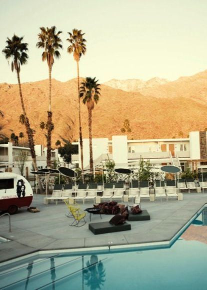 URBAN NOMAD // DESTINATION: PALM SPRINGS