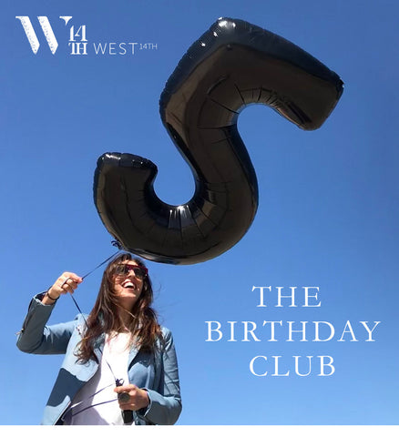 West 14th Birthday Club