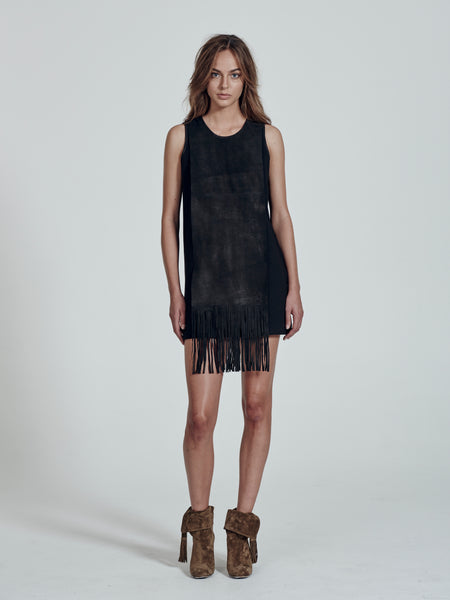 Queens Fringe Dress