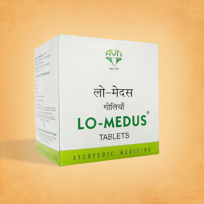 Lo-Medus for Atherosclerosis and Diabetes - 100 Tablets