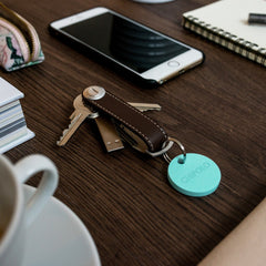 Attach Chipolo to your keys and always find them in a second.