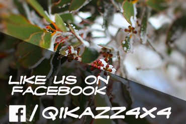 Like us on Facebook /qikazz4x4