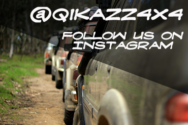 Follow us on Instagram @qikazz4x4