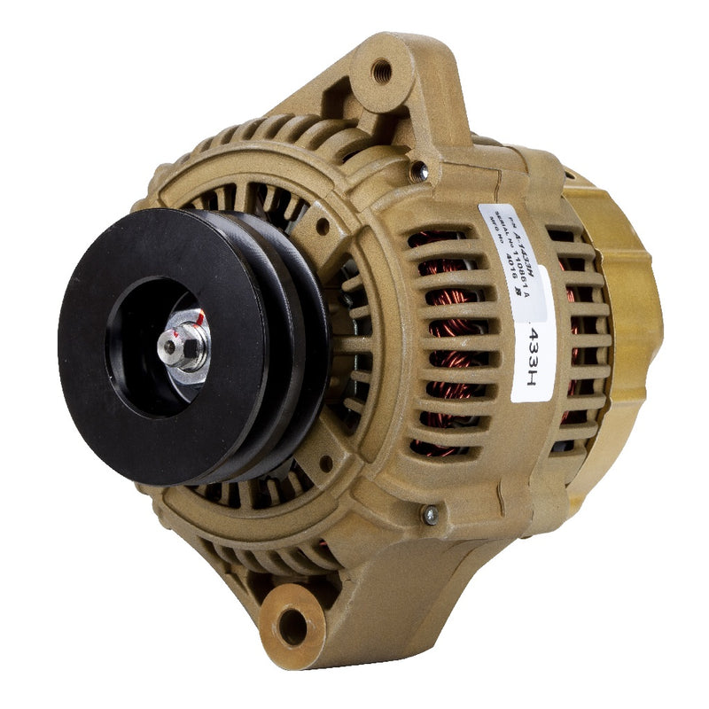Roadsafe 4wd Toyota Landcruiser 75 78 80 105 Series 150A 12v Alternator High Output E-Coated - QIKAZZ 4x4 & Camping