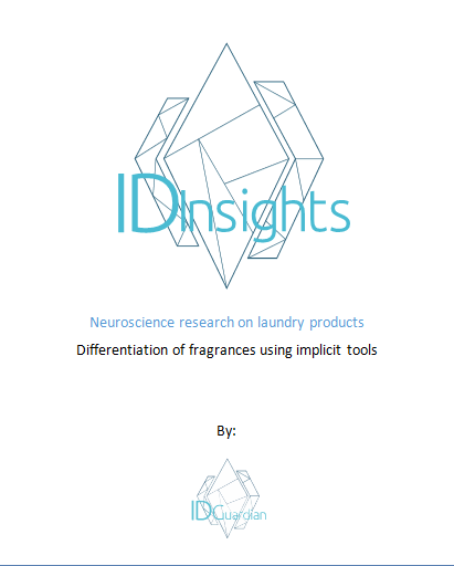 ID Insights research - fragrances in home care