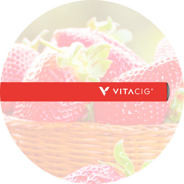 VitaCig SUCCULENT STRAWBERRY