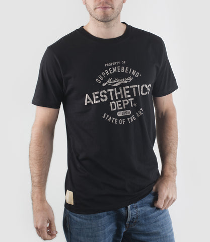 Aesthetics T-Shirt Black