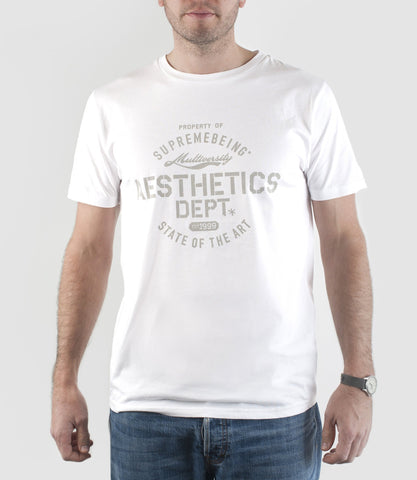 Aesthetics T-Shirt White