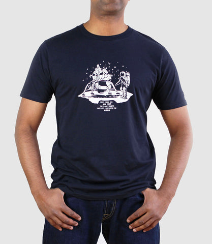 Apollo 11 T-Shirt Navy