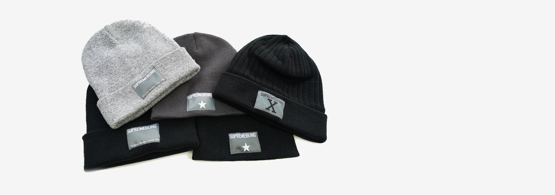 X Label Thinsulate™ Beanie Black