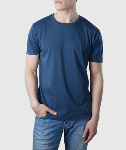 Core T-Shirt Denim Blue
