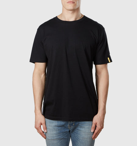 Core Organic Cotton T-Shirt Black
