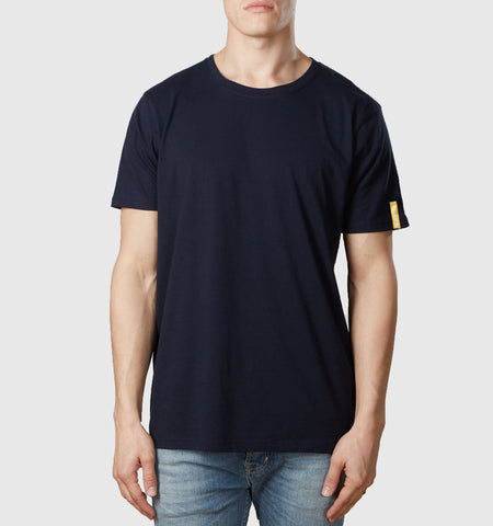 Core Organic Cotton T-Shirt Navy