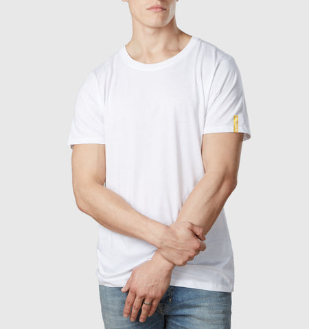 Core Organic Cotton T-Shirt White