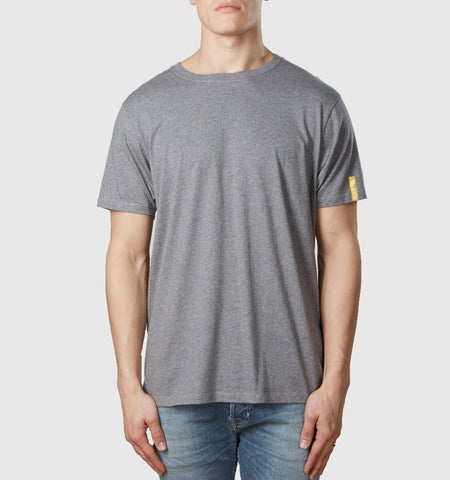 Core Organic Cotton T-Shirt Melange Grey