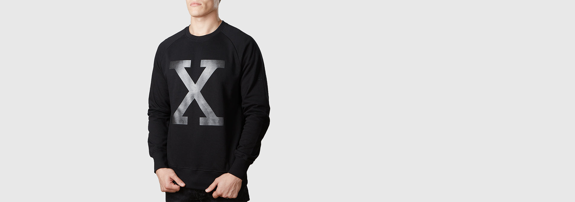 X Sweat Black