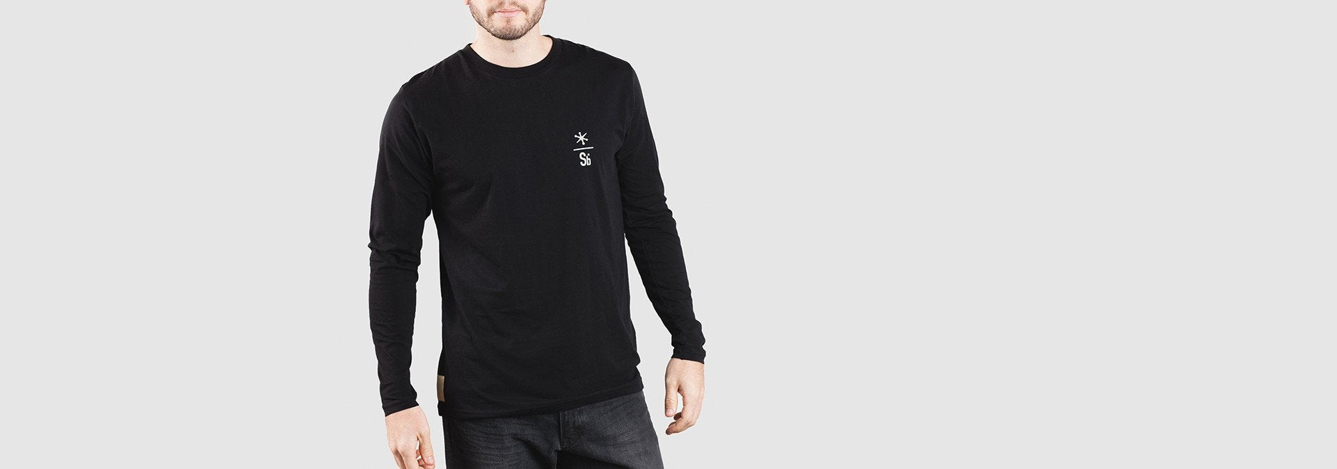 Core One LS T-Shirt Black