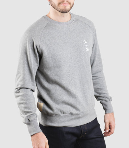 Core One Sweatshirt Light Heather