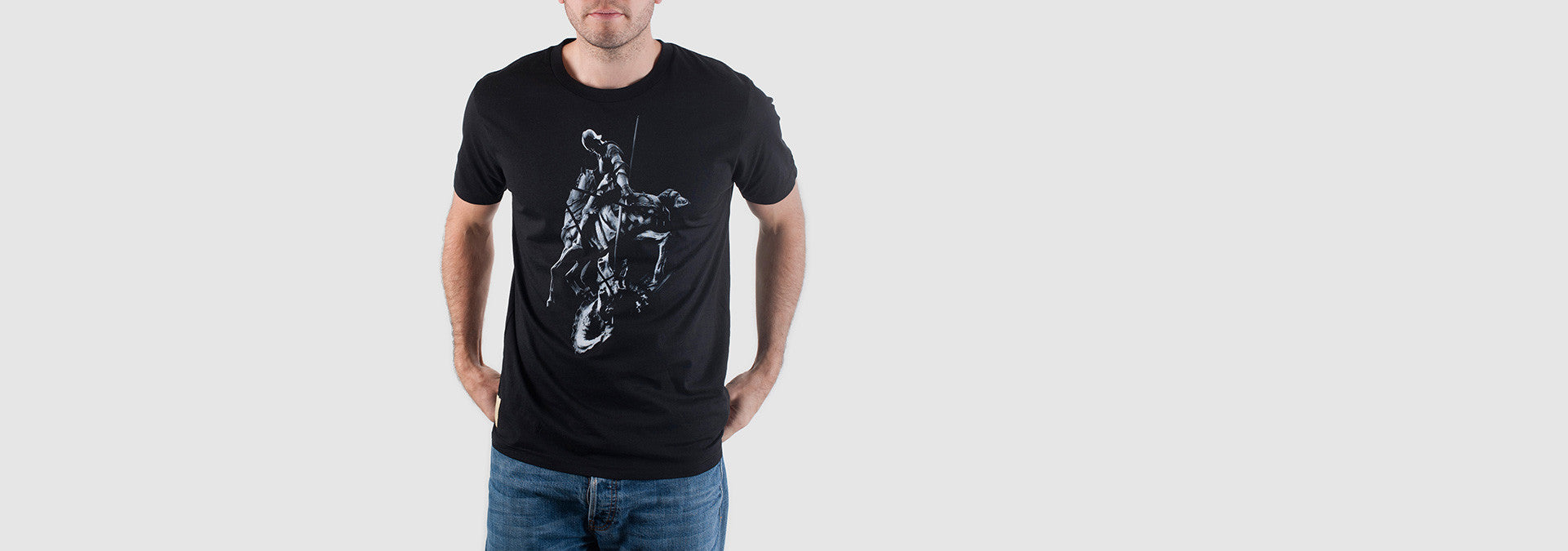 Statuesque T-Shirt Black