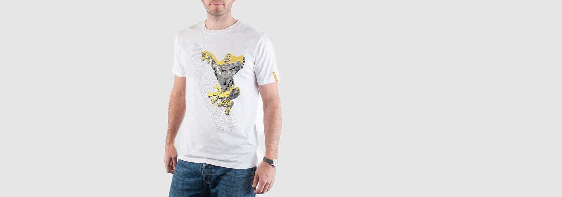 Treefrog T-Shirt White