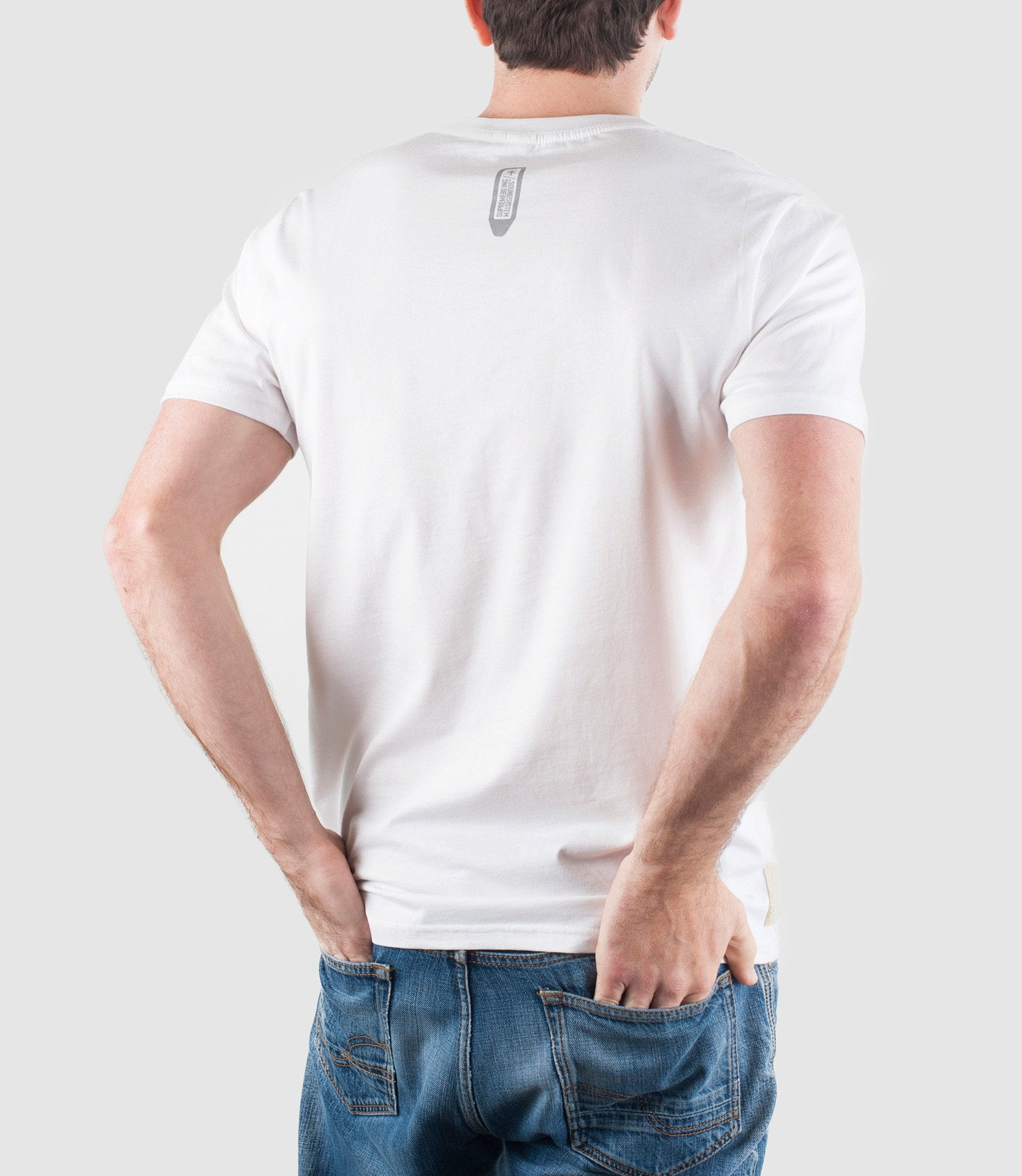 Max Res Organic Cotton T-Shirt White