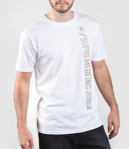 Vertikal T-Shirt White